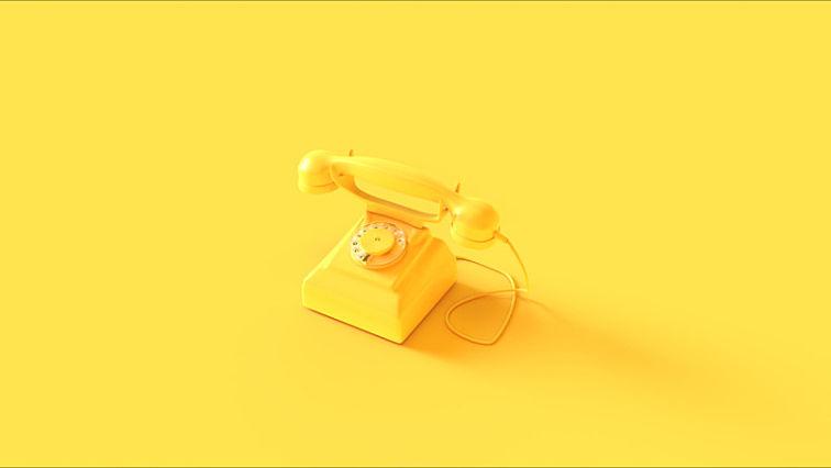 流行色-亮丽黄