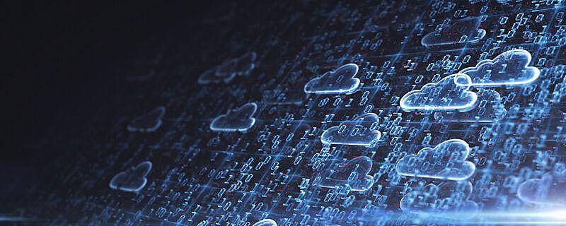 云计算,未来,水平画幅,云,无人,网络服务器,社会化网络,格子,网络安全防护,计算机软件