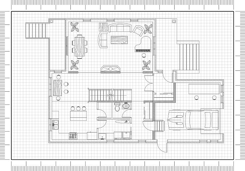蓝图,公寓,计划书,比例,测量工具,工程师,地板,工程,建筑业,几何学