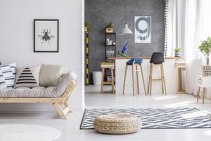 沙发,室内,留白,家庭生活,家具,明亮,居住区,现代,白色