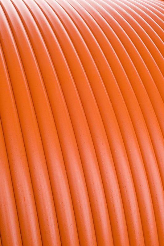 电缆,橙色,线轴,彩块,纤维光学,电话线,垂直画幅,纹理效果,无人,特写