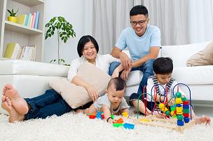 家庭,亚洲,美,水平画幅,父母,美人,男性,知识,看,简单生活