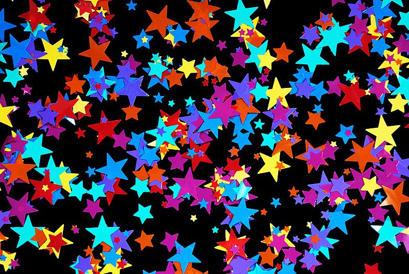 节日,背景,式样,幸福,水平画幅,色彩鲜艳,黑色,五彩纸屑,俄罗斯,表现积极