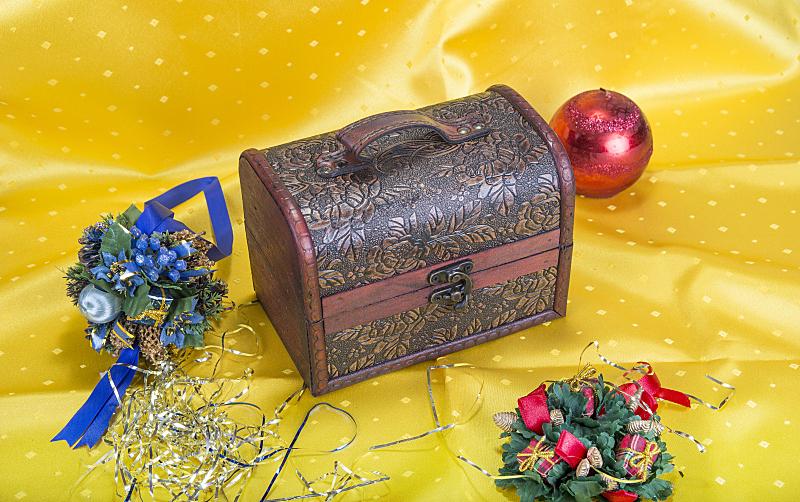 胸部,圣诞节,缎带,铃,晚会,背景,斯洛伐克,新的,艺术,水平画幅