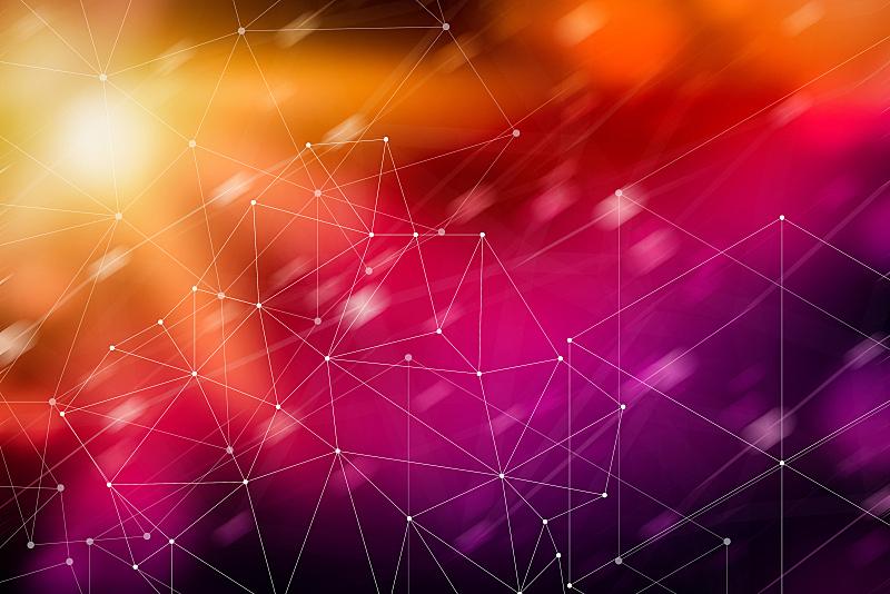 技术,背景,抽象,电子人,未来,能源,网络服务器,光,复杂性,粒子