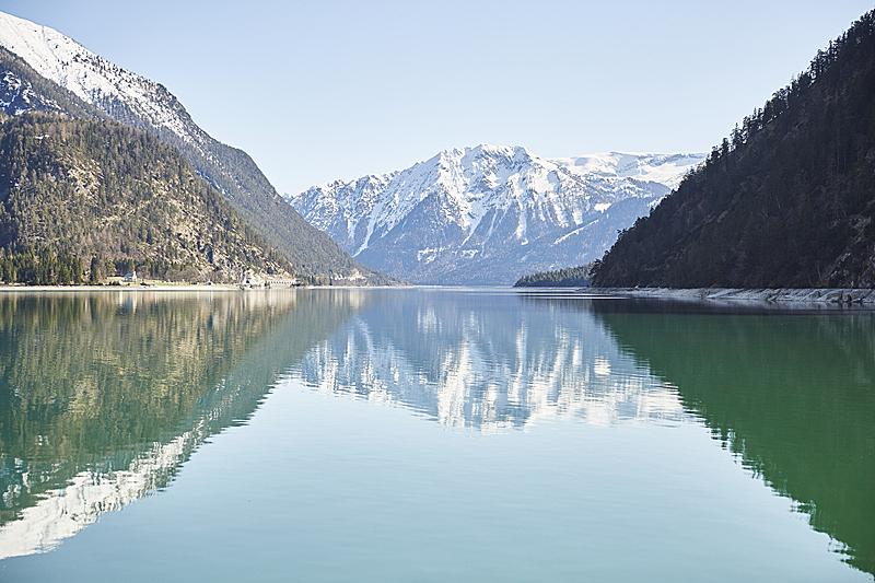 Achensee in Österreich – Stockfoto
