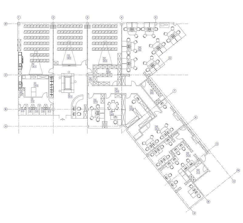 家具,符号,办公大楼,蓝图,轮廓,公寓,比例,图标集,简单,图像