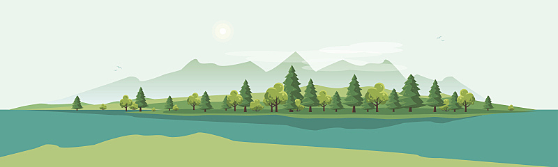 山,自然,地形,背景,湖,河流,自然公园,斯洛伐克,森林,风景