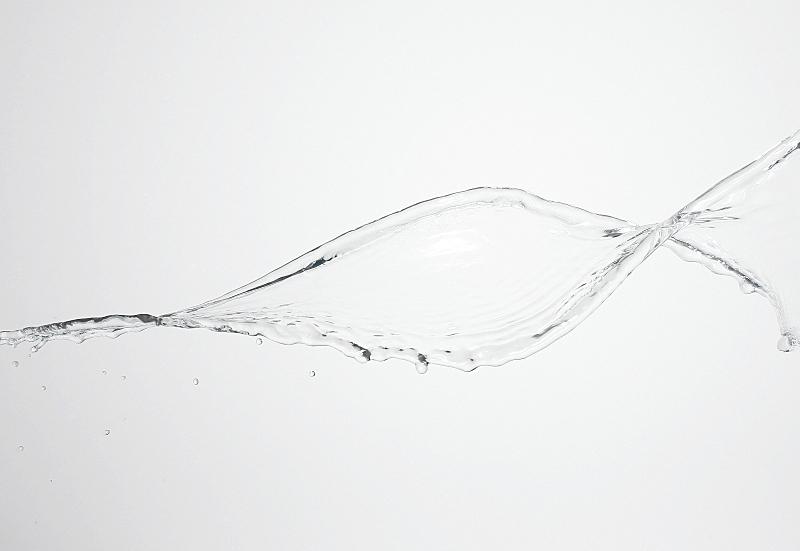 水,白色背景,分离着色,灰色,水平画幅,纹理效果,形状,无人,图像,特写