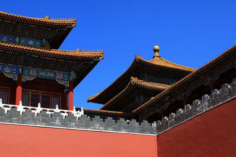 远古的,地形,北京,颐和园,建筑,传统,午门,古代文明,废墟,故宫