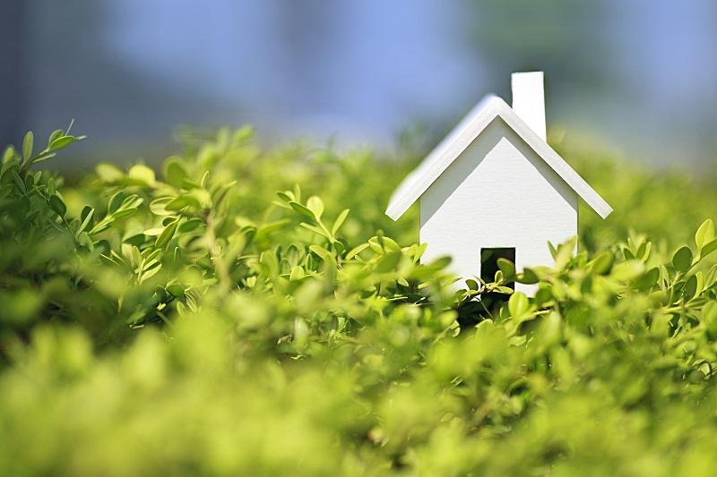 房屋,家庭保险,环境保护,草,绿色,居住区,房地产,天空,夏天,现代