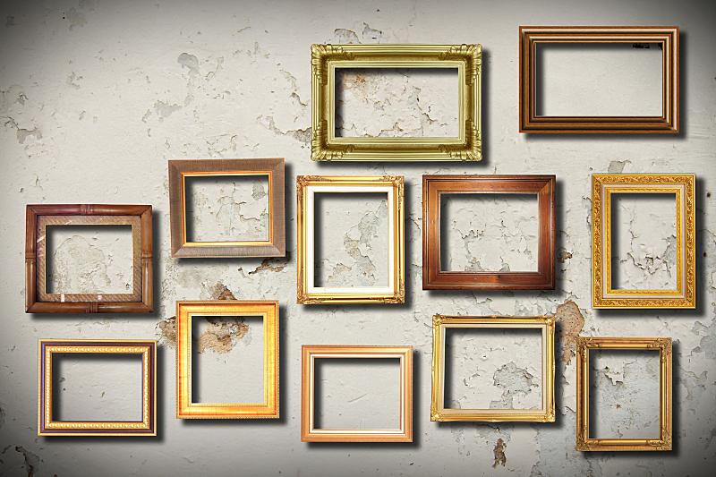 建筑结构,黄金,围墙,古典式,褐色,式样,水平画幅,无人,装饰物