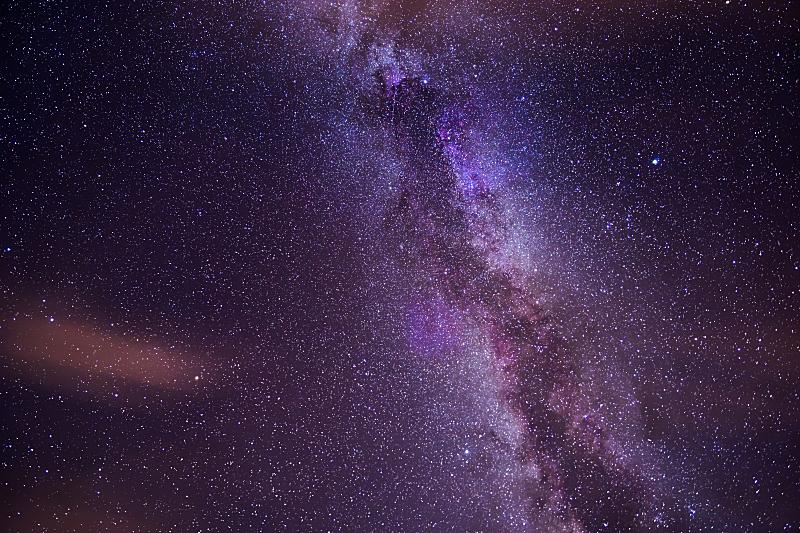 星星,星系,银河系,天空,太空,水平画幅,夜晚,无人,星云,戏剧性的天空