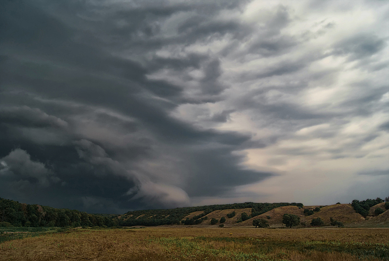 暴风雨,山谷市,龙卷风,涡,暴雨,飓风,天空,风,气候,水平画幅