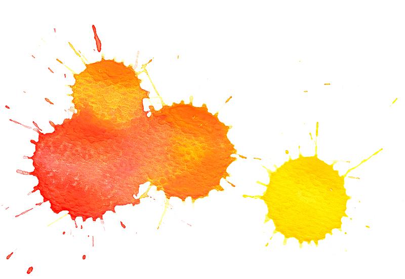 褐色,橙色,彩色背景,水平画幅,无人,色彩鲜艳,绘画插图,抽象,涂料