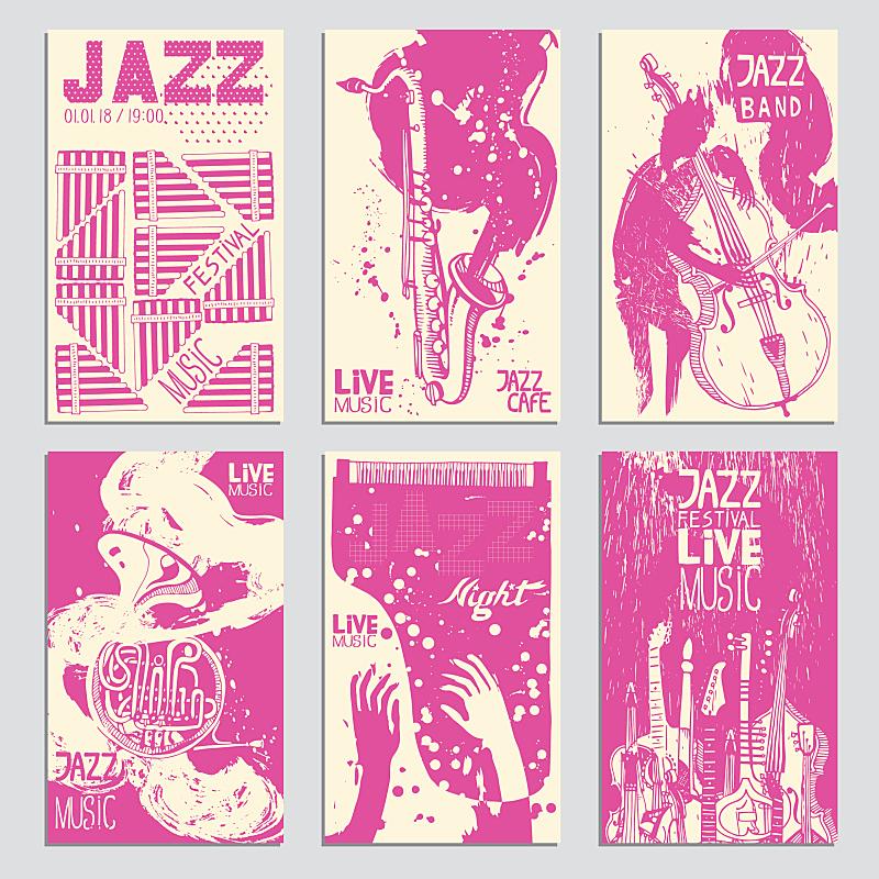 绘画插图,乐器,纹理,爵士音乐节,墨水,与众不同,动物手,噪声,性格