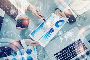 大数据,团队,商业规划,数据,商业金融和工业,金融,商务研讨会,研究会,图表,技术