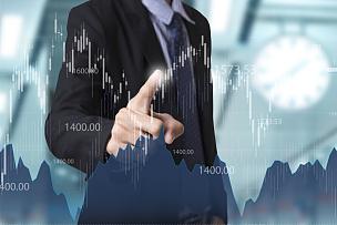 图表,商务,概念,手,股票,铁路枢纽,主页,贸易