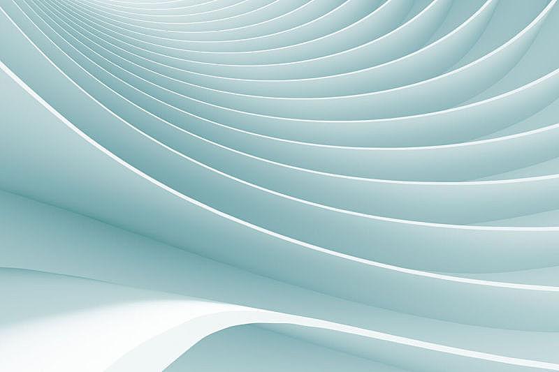 建筑,抽象,背景,未来,式样,水平画幅,形状,墙,无人,蓝色