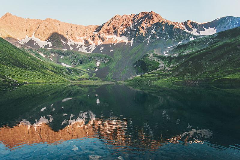 夏天,风景,镜子,宁静,地形,倒影湖,洛矶山脉,旅途,自由,灵感