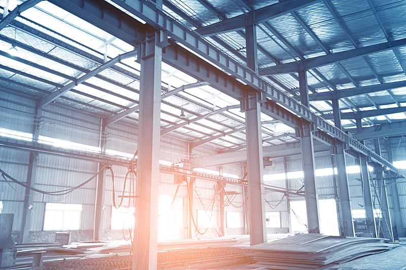 工业,植物,钢铁,白炽灯泡,重的,边框,温度,水平画幅,货运,制造机器