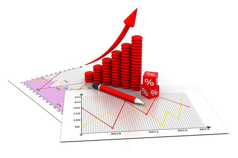 图表,商务,商务策略,水平画幅,金属,书,闪亮的,百分比号,金融,抽象