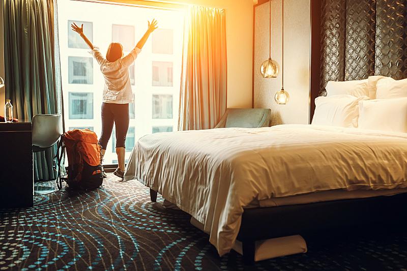 酒店,背包族,幸福,高雅,乘客,圆月窗,宾馆客房,客房预订,客房服务,豪华酒店