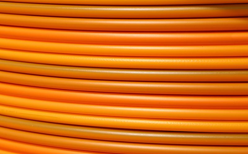 螺线,塑胶,橙色,管道,建造物,数字用户线路,纤维光学,超慢镜,无线电通信装置,线轴