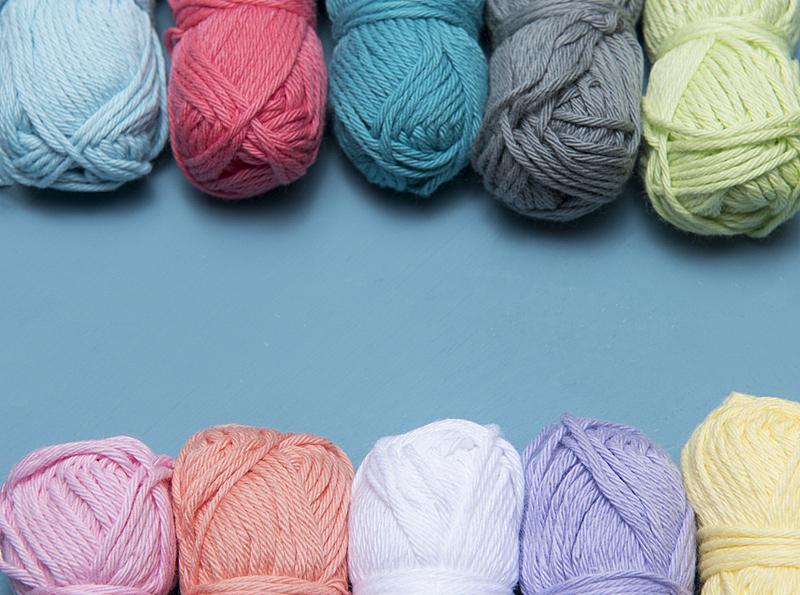 羊毛,背景,多色的,图像,留白,钩针编织品,式样,艺术,休闲活动,水平画幅