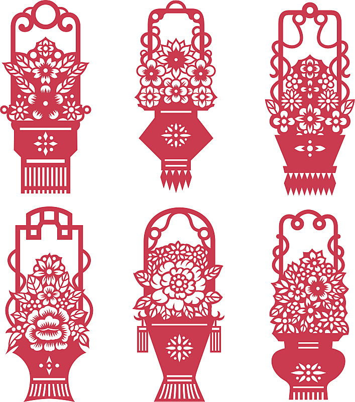 手提篮,部落艺术,传统,篮子,美术工艺,传统节日,绘画插图,时尚,高雅