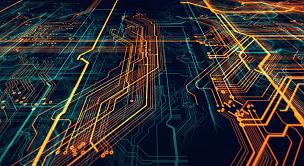 网络服务器,电路板,未来,母板,电脑芯片,中央处理器,计算机语言,水平画幅,科学,计算机软件