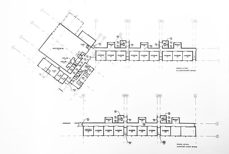 蓝图,水平画幅,建筑,无人,做计划,计划书,摄影