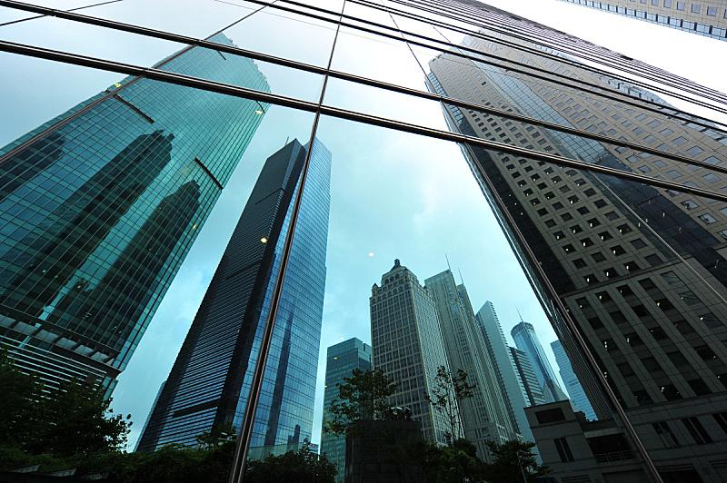 陆家嘴,组物体,上海环球金融中心,水平画幅,建筑,无人,上海,金融和经济,城市,经济