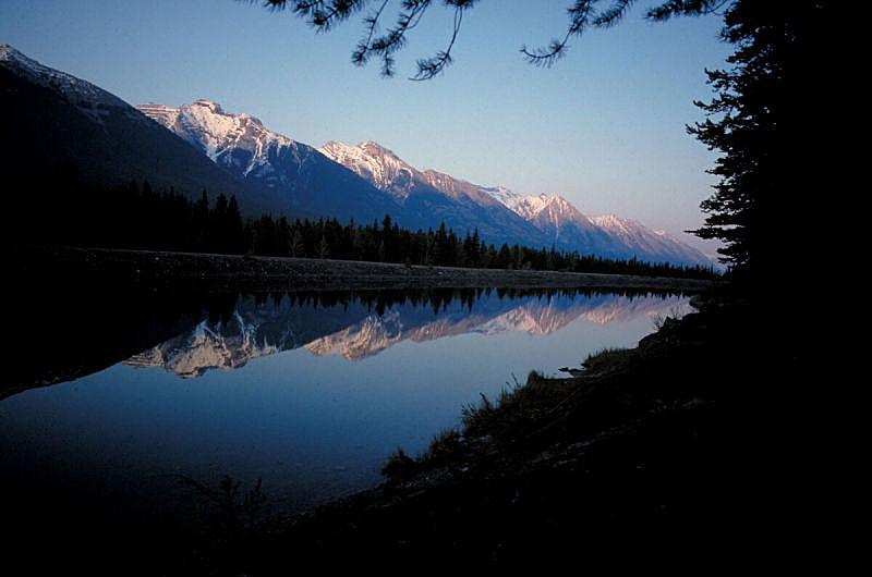 湖,高山辉,碧玉,杰士伯,水,公园,国家公园,水平画幅,山,雪