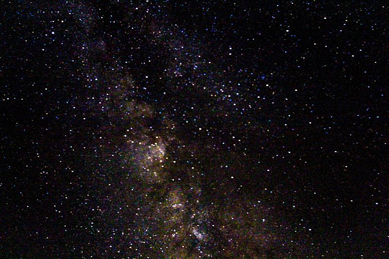 银河系,天空,水平画幅,星形,夜晚,无人,怀俄明,摄影