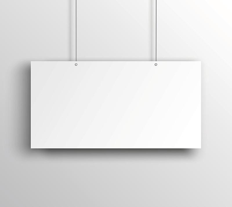白色,空白的,矢量,帆布,白色背景,装订夹,商务,平视角,边框