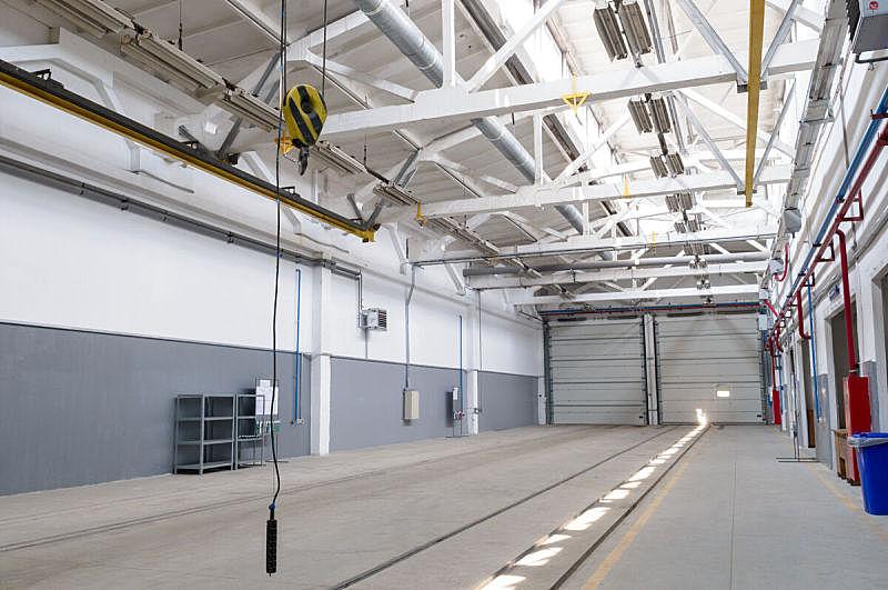 仓库,工业,室内,水平画幅,无人,巨大的,货运,架子,工厂,商店