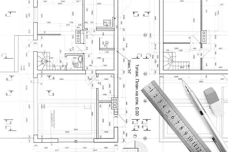 部分,建筑,文书工作,水平画幅,特写,文档,建筑业,工业,工程师,橡皮擦