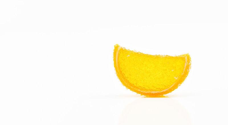 果冻,糖果,水平画幅,水果,无人,柠檬,甜食,胶水,黄色,切片食物