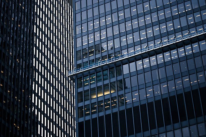 加拿大,多伦多,金融区,多伦多股票市场,办公室,外立面,水平画幅,工作场所,无人,透视图