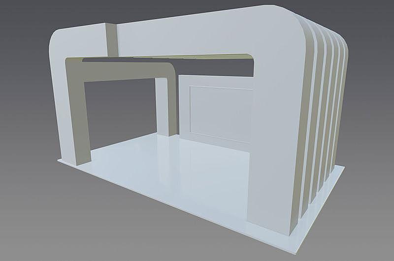 简单,室内,图像,桌位,模板