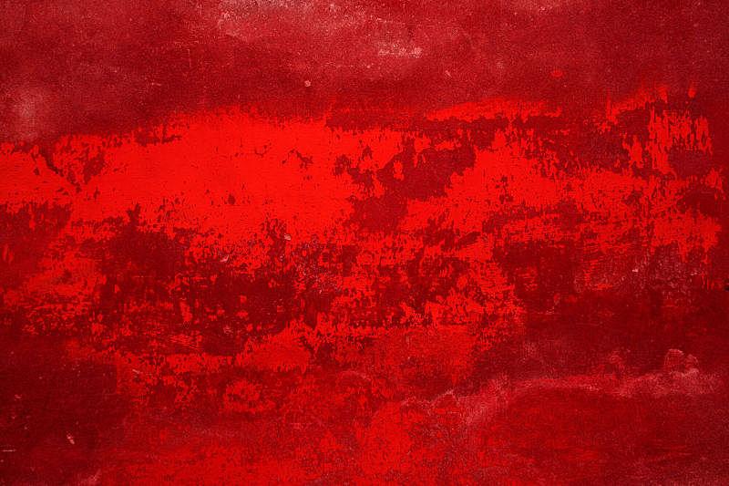 背景,围墙,式样,纹理效果,红色,摇滚乐,色彩饱和,水泥,玷污的,损坏的