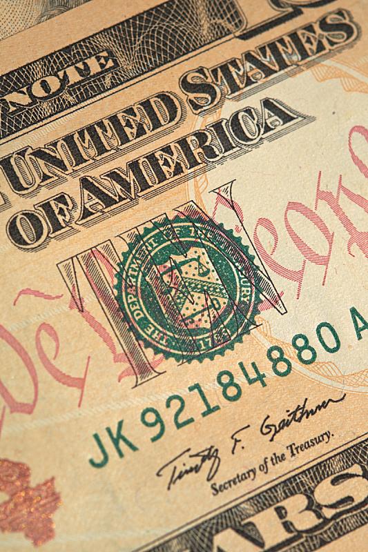 垂直画幅,美国,无人,金融,帐单,特写,摄影