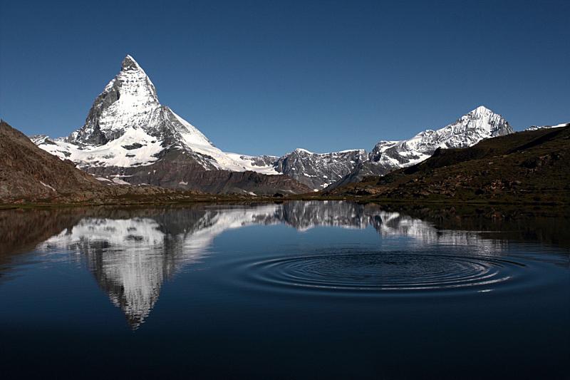 雪,水,水平画幅,无人,夏天,户外,湖,瑞士阿尔卑斯山,山,阿尔卑斯山脉