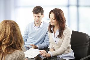 金融,计划书,全科医师,青年伴侣,顾客,男商人,文档,责任,现代,专业人员