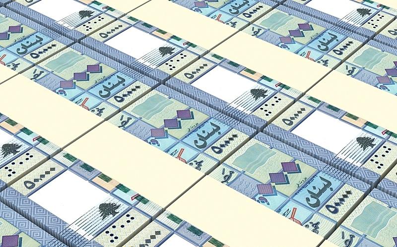 黎巴嫩,帐单,背景,水平画幅,形状,无人,绘画插图,金融,银行业,金融和经济
