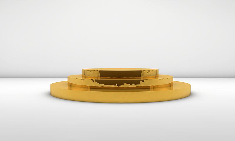 空的,金色,指挥台,建筑平台,底座,颁奖典礼,红毯秀,投影设备,典礼,奖