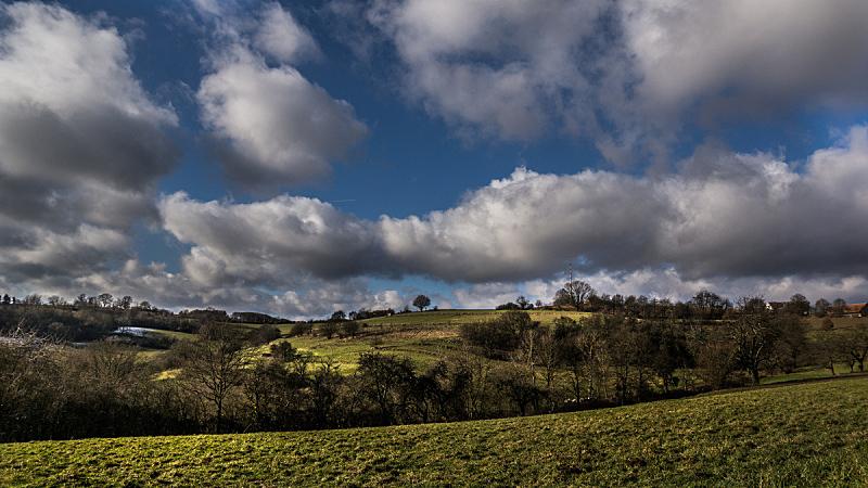 山,自然,高动态范围成像,天空,气候,水平画幅,能源,无人,户外,云景