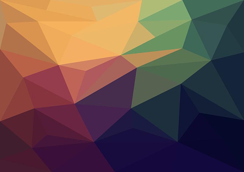 抽象,几何形状,背景,未来,式样,水平画幅,无人,蓝色,绘画插图,计算机制图