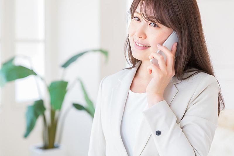 青年人,女人,仅成年人,日本人,想法,白色,信心,商务,仅一个女人,便携式信息设备